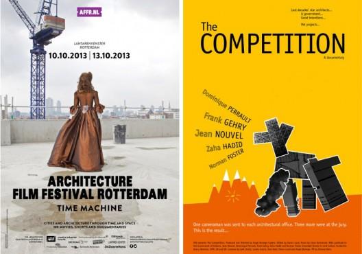 The Competition , cine español de arquitectura en Rotterdam
