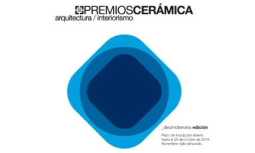 Premios Cerámica Ascer 2014 convocados