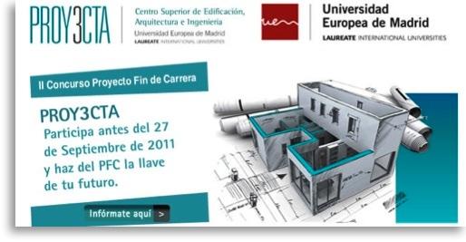 PROY3CTA 2011 – II Concurso PFC