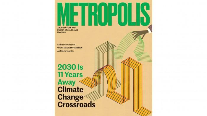 Metrópolis Revista de Arquitectura cambia de propietario