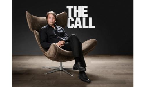 BoConcept y Mads Mikkelsen juntos en THE CALL
