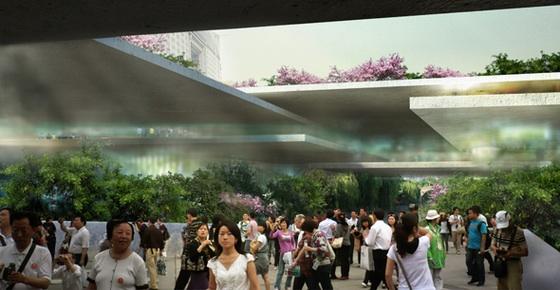 Arquitectos Españoles en China con la Escuela de Arquitectura de Navarra